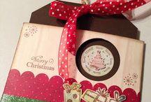Christmas cards/tags