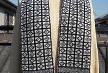 Sanquhar scarf
