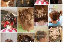 Little girl hair styles / by Geniva Slawson