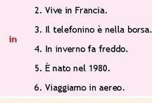 Imparare l'italiano