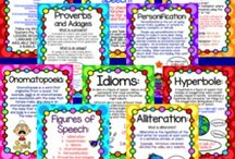 5th grade Literacy / by Ally Adams