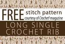 Free sticth
