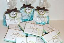 Gift set cards