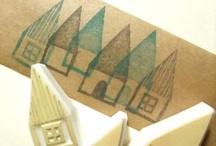 bélyegzők, linó