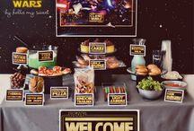 Star Wars {KinderParty}