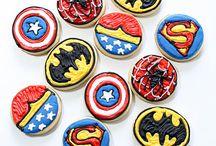DEssert superheroes