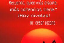 CesarLozano / by Lucero Hernández Cossío