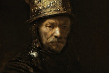 ARTIST - Rembrandt / .Rembrandt  / by Sam Blair