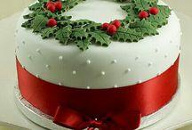 Christmas Cakes / by Joan Mclain