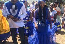 afrikan weddings