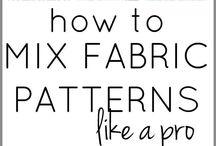 Fabric mixing