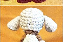 Things to Crochet / Crocheting is so calming to me.  This board is to offer new ideas on different things you can make.