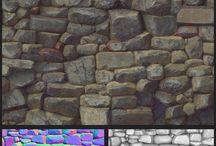 Textury, shaders