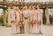 Fabulous Bridesmaids / Bridesmaids looks