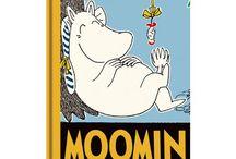 The original Moomin comic strips