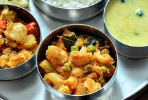 Indian Vegetarian Curries / by Edible Garden (Nags)