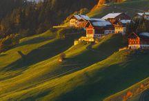 Montanhas Dolomitas, Itália (Dolomite Mountains)