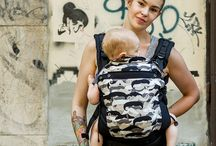 Liliputi® - Moustache Line / Hipster carriers and shoes for the coolest families!