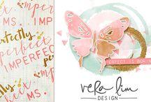 Digital Scrapbooking - Vera Lim Design