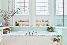 Real possibilities- Master Bathroom / by Corey Fortune