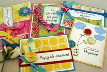 Card Making and Papercraft / Inspiration for creating beautiful cards and paper things