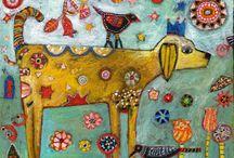 Jill Mayberg / Great paintings