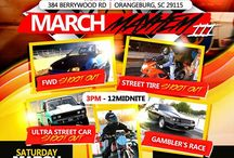 2016 Race Events / Want to have your event flyer posted here? E-mail it to editor@dragbike.com