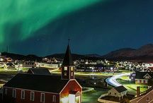 Greenland / Is Greenland green ... Must go see