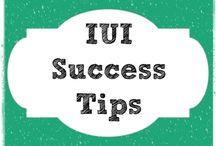 IUI's / Intra Uterine Insemination