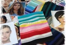 Personal Color Analysis / Personal Color Analysis, Color Consulting, Color Analysis Training, Análisis de Color, Colorimetria