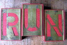 RUNNING MOTIVATION / by Mary Larmon