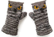 Nattie knitting