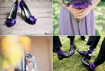 Wedding Inspiration / Apply a little imagination and make your wedding a day nobody forgets!