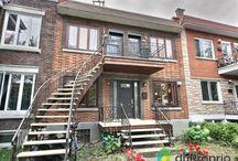 Triplex à vendre - 579 000$  / Annonce #458765 sur duproprio.com - Situé à Montréal dans Rosemont (près de la promenade Masson). Pour information, contactez Emmanuelle au 450-751-1551
