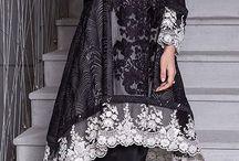 a line indian dress salwar kameez