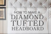 Head Board DIY project