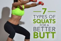 Squats / do more squats and your ass will thank you later