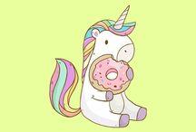 Donuts&Unicorns