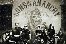 SONS OF ANARCHY / To try and tell you how much I LOVE this show would be impossible. I would totally fail!!