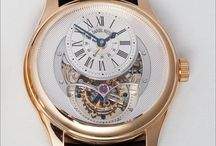 """Daniel Roth Jean Daniel Nicolas Two Minute Tourbillon / In 1989, Roth launched """"Daniel Roth,"""" his own brand which began with a plethora of ideas, a completely original oval-style case shape and a focus on quality and innovation. The Jean Daniel Nicolas Two-Minute Tourbillon is a very special timepiece. It is hand-crafted like few watches are today, using traditional watchmaking techniques that Abraham-Louis Breguet himself would easily recognize."""