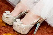 Sapatos de casamentos