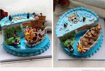 Birthday Cake Anime