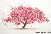 ! Watercolor Youtube tutorial !