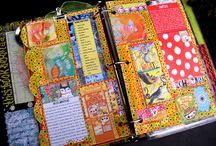 Journal Eye Candy / All of the most beautiful, inspiring, soul moving, creative art journals at your fingertips.  / by Bobbi Laten