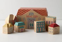 cardboard houses and more
