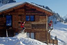 Peaks / Welcome to Canopy & Stars Peaks: an inimitable collection of chalet holidays for those who view 'going off-piste' as more than a choice of ski route or summer holiday