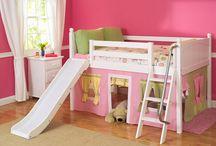 Big kid bedrooms! / by Krissi Gabriel