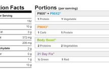 21 Day Fix Recipes / 21 day fix healthy recipes