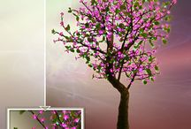 Dynamic LED Trees