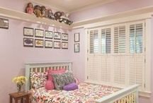Bedroom ideas / by Rusheika Furbert